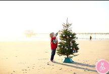 Christmas Beach Photo Shoot
