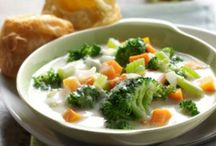 Soups  ~  Delicious! / Super Healthy Meal In A Bowl  Yum!