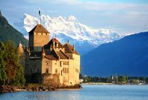 Switzerland / My Favourite Place Here Was Lucerne and Mount Pilatus  Absolutely Beautiful Experience