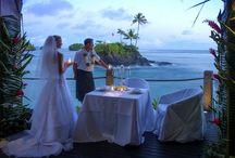 Samoa / Tania and Scott's ~ Tropical Wedding Paradise Seabreeze Resort Samoa Fabulous!