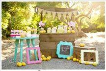 Lemonade Stand / Lemonade