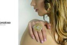 Collezione Anelli / Parentesi Preziose - Italian Finest Jewellery