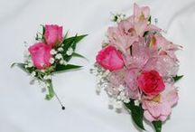Prom flowers / Prom flowers - corsages, boutonnieres, and accessories