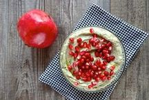 Delicious! Pomegranate Recipes / Here is where I collect all kinds of recipes that include Pomegranates! Delicious cocktails, desserts, salads and other yummy things...