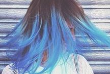beauty: colored hair don't care