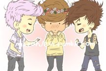 FanArt One Direction