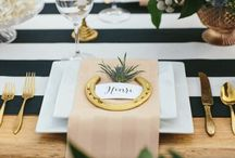 Melbourne Cup Day Table Styling