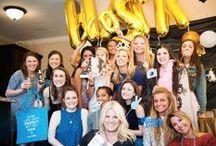 HASK x Teen Vogue It Girl Parties