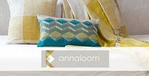 Annaloom @ Pomegranate / Beautiful cushions handmade in India by expert weavers specialising in working with silk. Annaloom is a British brand working closely with the weavers on this delicate and elegant collection of decorative cushions. To see the full collection, visit https://www.pomegranate-living.com/collections/annaloom