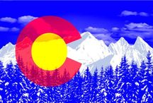 No place like home, Colorado! / I'm a Colorado native who lives on the east coast at this time, I miss my CO! / by Frances