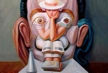 Cambios de Perspectivas / Las cosas no son siempre como parecen. Nada es rígido y estático. Existen infinidad de puntos de vista. La subjetividad y la experiencia se hacen evidentes en estos juegos donde las perspectivas cambian. ¿Donde enfocas tu mirada y tu mente? Libera tu visión. Abandonate al misterio de que solo conoces una parte. Y deja que tu conciencia sea más abarcante... hasta el vació donde emergen todas las potencialidades
