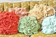 Knitting, Stitching & Crochet
