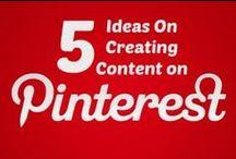 Pinterest tips & tutorials