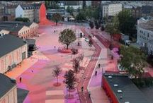 landscape architecture - public space