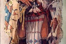 Mohegan Indians of Conn. / by Mark Perrin
