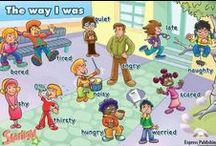 PastTenses / EnglishVerbs mixed past tenses: present perfect, past simple, past continuous ...