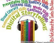 DigitalStoryTelling / software, online tools and resources for story telling