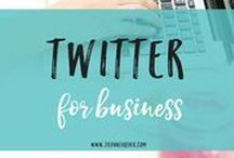 Twitter for Business / How to use Twitter for business to get more traffic to your website