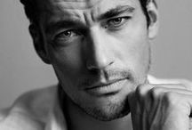 OMG, Mr. Gandy! / This board dedicated for David Gandy and Clark gable.
