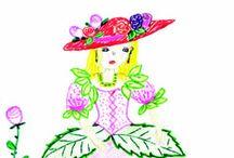 Dessins d'enfants pour le concours spécial Fête des Mères / Découvrez une sélection de dessin d'enfant réalisé dans nos boutiques lors de notre concours de dessin spécial Fête des Mères.