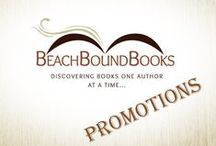 Book Ads / Ads placed by authors on BeachBoundBooks to help gain exposure for their books