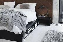 """The Bedroom / """"My bedroom is my sanctuary"""" - Vera Wang"""