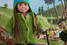 Crochet Dolls and Clothes