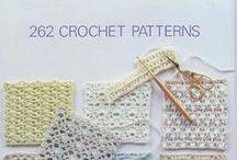 Crochet Stitches-Patterns