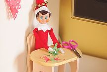 Elf ideas / by Katherine Clamp