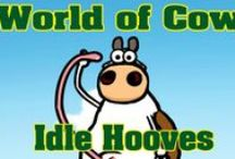 World of Cow animations