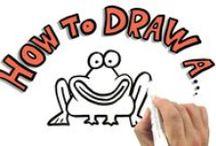 Cartoon Drawing Tutorials