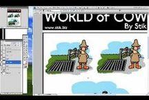 Photoshop Cartooning
