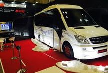 "2015_Seoul_Motorshow / Presentation of our MB Sprinter Minibus ""Tourer Exclusive"""