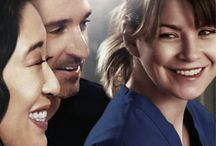 Grey's Anatomy / This show is why I want to become a surgical PA / by Kate VB
