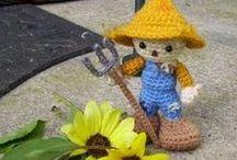 Crochet Fall-Halloween-Thanks Giving