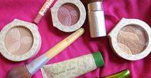 Cruelty free & eco friendly / Cruelty-free, organic beauty products, make-up ideas.