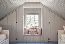 Inspiration - Attic Spaces