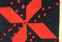 SY: lappteknik av trekanter