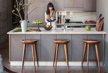 """Renovation Inspiration / """"As we evolve, our homes should, too."""" - Suzanne Tucker Interiors"""
