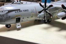 Italeri C-130 J 1:72 scale