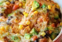 To-be Vegan recipes / Food that I will veganise!