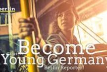 """#citberlin - Check in to Berlin / Are you interested in Germany and would like to experience Berlin, its hip capital, for yourself? Then take part in our Check in to Berlin (#citberlin) challenge and win a trip to the large forum """"Menschen Bewegen"""" (Moving People). From 13-15 April 2016 young German-learners from all over the world will meet here and develop cool projects.  Please send your application to contact@young-germany.de or fill in the form: http://blog.young-germany.de/2016/03/check-in-to-berlin/"""