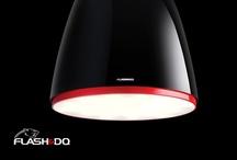 HB 886 / Impressive decorative high bay luminaire designed for modern interiors