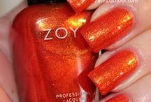 Nail Polish / by Toria's Treasures