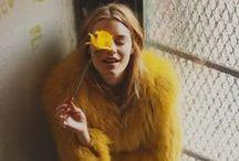* Yellow *