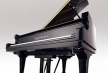 Kyriakides Piano Gallery / The world's best pianos, all under one roof :)
