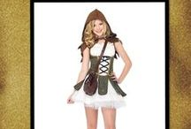 Teen Costumes  / Fun Leg Avenue costumes that are perfect for school and Halloween parties! / by Leg Avenue Costumes