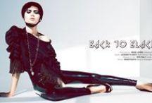 Fashion Editorial / Fault Magazine