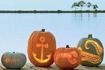 Halloween in the Sea!