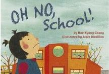 Picture Books: First Day of School